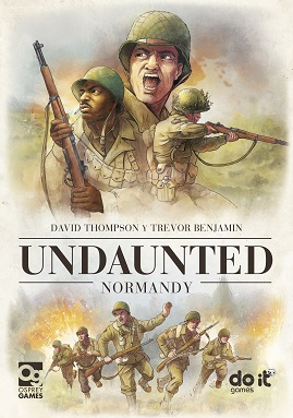 UNDAUNTED, NORMANDY