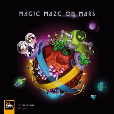 MAGIC MAZE MARTE