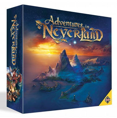 ADVENTURERS IN NEVERLAND (DELUXE VERSION)