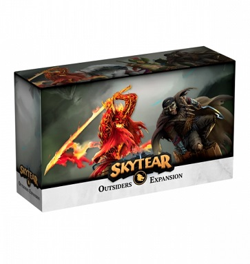 SKYTEAR OUTSIDERS EXPANSION