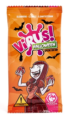 VIRUS! HALLOWEEN SPECIAL EDITION