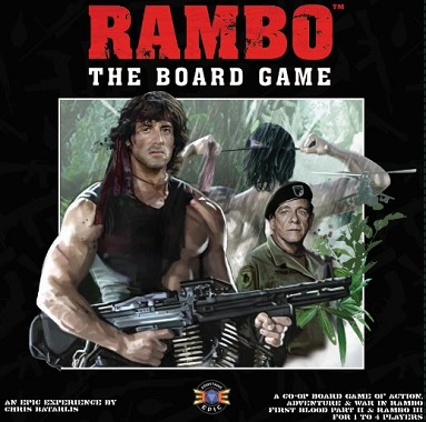 RAMBO: FIRST BLOOD