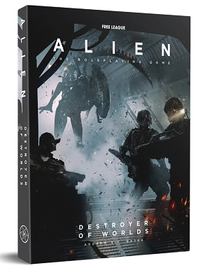 ALIEN: DESTROYER OF WORLDS