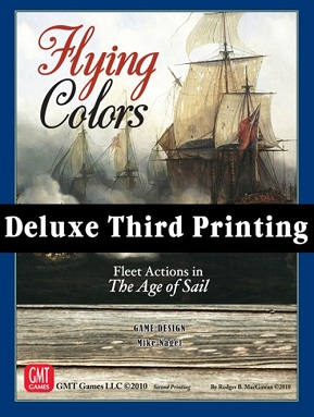 FLYING COLORS, DELUXE THIRD PRINTING