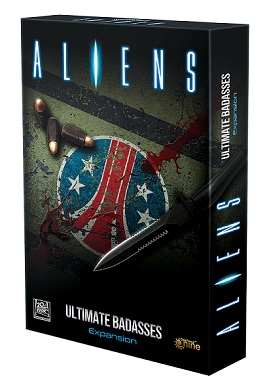 ALIENS: ULTIMATE BADASSES