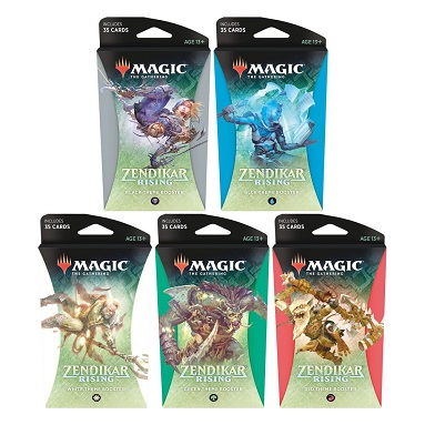 ZENDIKAR RISING THEME BOOSTER BOX
