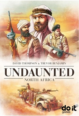 UNDAUNTED, NORTH AFRICA