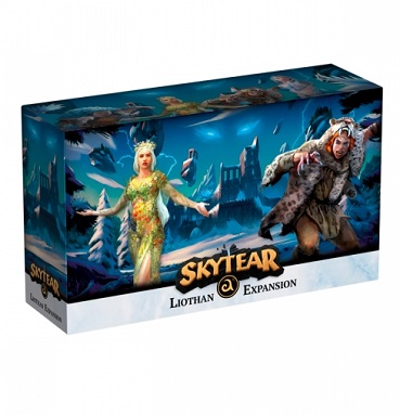 SKYTEAR LIOTHAN  EXPANSION