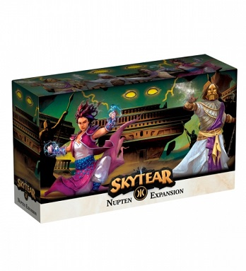 SKYTEAR NUPTEN EXPANSION