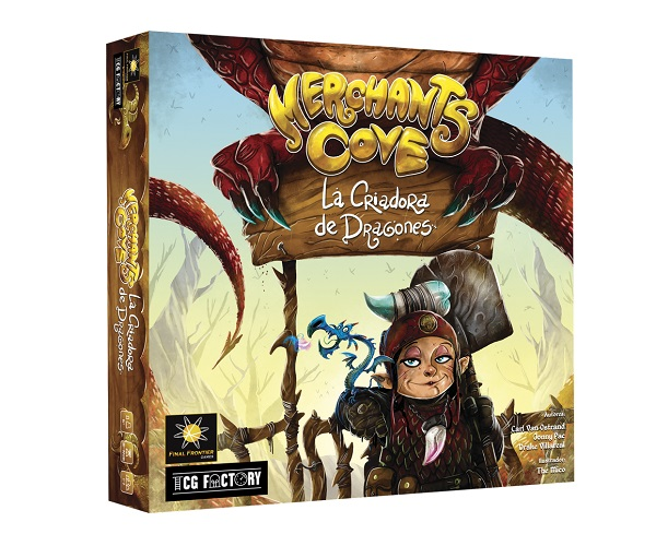 MERCHANTS COVE: LA CRIADORA DE DRAGONES