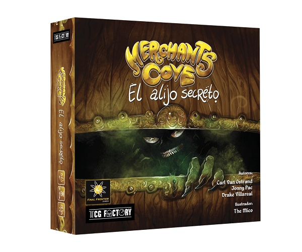 MERCHANTS COVE: EL ALIJO SECRETO