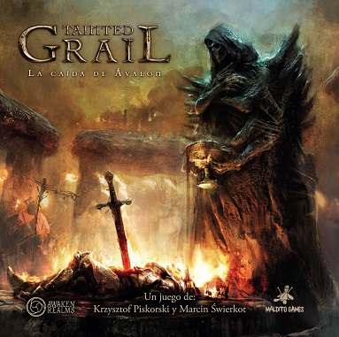 TAINTED GRAIL, LA CAIDA DE AVALON