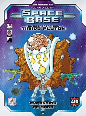 SPACE BASE: EL DESPERTAR DE PLUTON