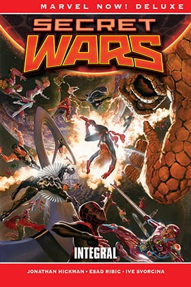 SECRET WARS INTEGRAL (MARVEL NOW! DELUXE)