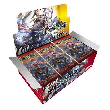 FOW: THE EPIC OF THE DRAGON LORD BOOSTER BOX