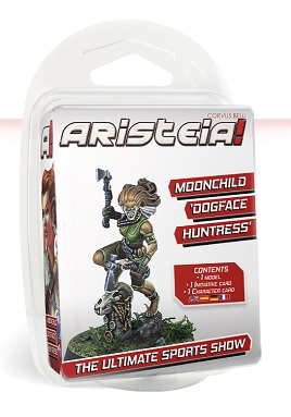 ARISTEIA!: MOONCHILD, DOGFACE HUNTRESS