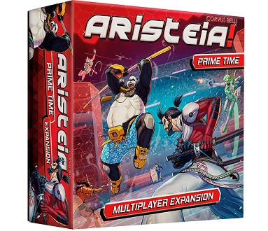 ARISTEIA!: PRIME TIME MULTIPLAYER EXPANSION