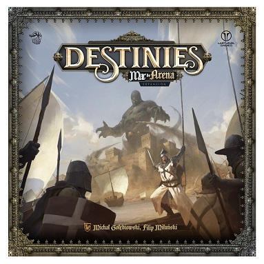 DESTINIES MAR DE ARENA