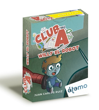 CLUB A, WILLY EL ROBOT