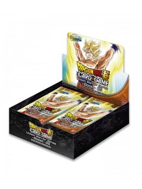 DRAGON BALL SUPER: UNISON WARRIOR 5 CAJA DE SOBRES