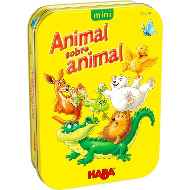 ANIMAL SOBRE ANIMAL MINI