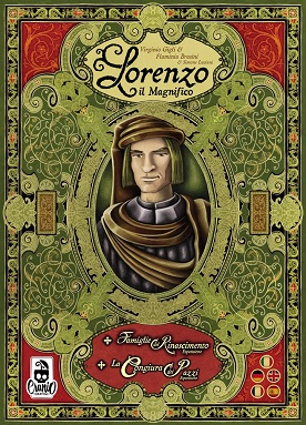 LORENZO IL MAGNIFICO BIG BOX
