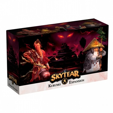 SKYTEAR  KURUMO EXPANSION