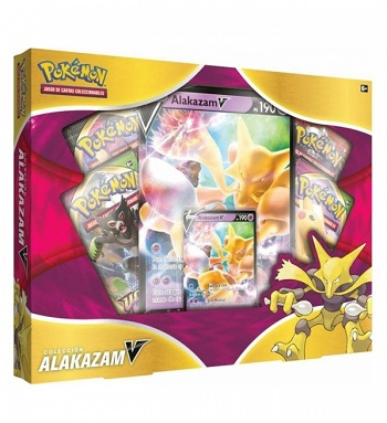 POKEMON COLECCION ALAKAZAM V