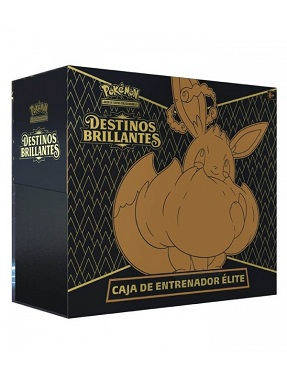 POKEMON CAJA DE ENTRENADOR ELITE DESTINOS BRILLANTES