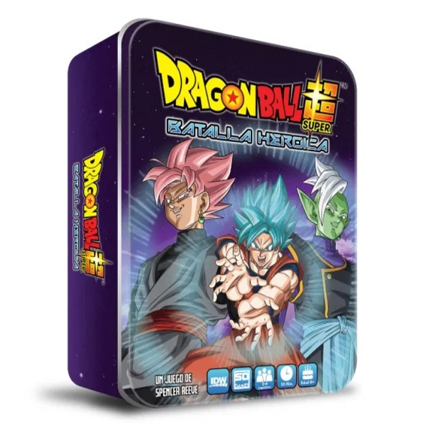DRAGON BALL SUPER BATALLA HEROICA