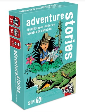 BLACK STORIES JUNIOR: ADVENTURE STORIES