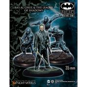 BATMAN, EL JUEGO DE MINITURAS: RAS AL GHUL & LEAGUE OF SHADOWS