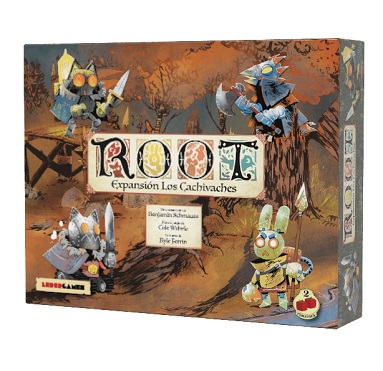 ROOT LOS CACHIVACHES