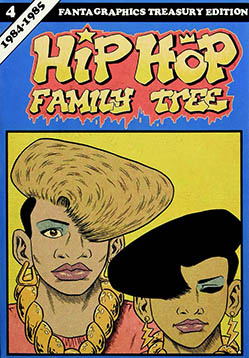 HIP HOP FAMILY TREE 4