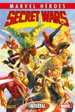 MH64 SECRET WARS I INTEGRAL NUEVA EDICIO