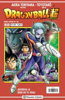 DRAGON BALL SERIE ROJA Nº 257