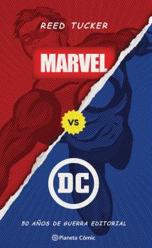 MARVEL VS DC (LIBRO ENSAYO)