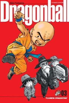 DRAGON BALL Nº 03/34