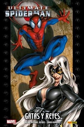 ULTIMATE SPIDERMAN INTEGRAL 06. GATAS Y REYES