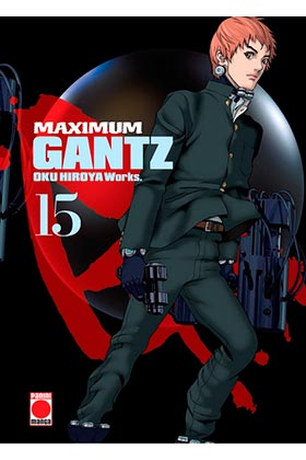 GANTZ MAXIMUM 15