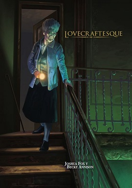 LOVECRAFTESQUE