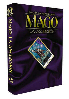 MAGO LA ASCENSION, 20 ANIVERSARIO EDICION BOLSILLO
