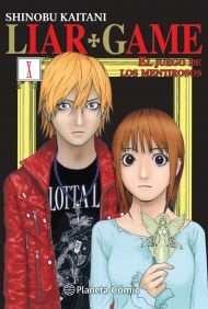 LIAR GAME Nº 10/19